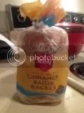 Schär Gluten Free Cinnamon Raisin Bagels