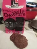 Liz Lovely Gluten Free Crunchy Double Chocolate Cookies