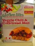 Garden Lites Veggie Chili & Cornbread Melt