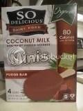 So Delicious Dairy Free Minis Organic Fudge Bars