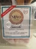 Nuovo Gluten-Free Sweet Potato Gnocchi