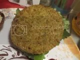 Hilary's Eat Well World's Best Veggie Burger (cooked)