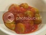Nuovo Gluten-Free Basil Potato Gnocchi in Mezzetta Napa Valley Bistro Homemade Style Marinara