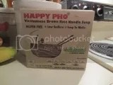 Star Anise Foods Happy Pho Garlic Goodness Vietnamese Brown Rice Noodle Soup