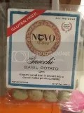 Nuovo Gluten-Free Basil Potato Gnocchi