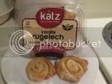 Katz Gluten Free Vanilla Rugelech