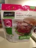 Gardein Gluten-Free Garden Veggie Burger
