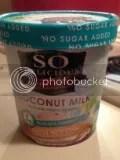 So Delicious Dairy Free No Sugar Added Butter Pecan Coconut Milk Frozen Dessert