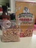 Glutenfreeda Cashew Cranberry Honey Granola