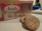 Lucy's Gluten Free Maple Bliss Cookies