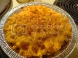Annie May's Sweet Café Gluten-Free Macaroni and Cheese (baked)