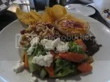 Cap City Fine Diner and Bar's Gluten-Free Seasonal Vegetable Plate