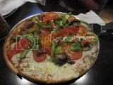 Rockstone Wood Fired Pizza & Pub's Gluten-Free Vava Veggie Pizza