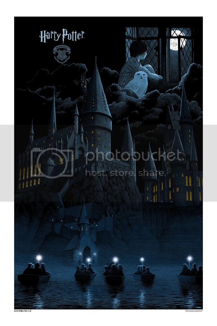 EB Forum     View topic   Harry Potter and the Sorcerer s Stone 16      Harry Potter and the Sorcerer s Stone  Artist  Gerhard Standard edition  24  x 36