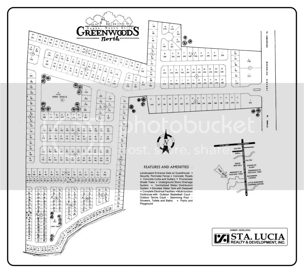 Nueva Ecija Residential House And Lot For Sale In North