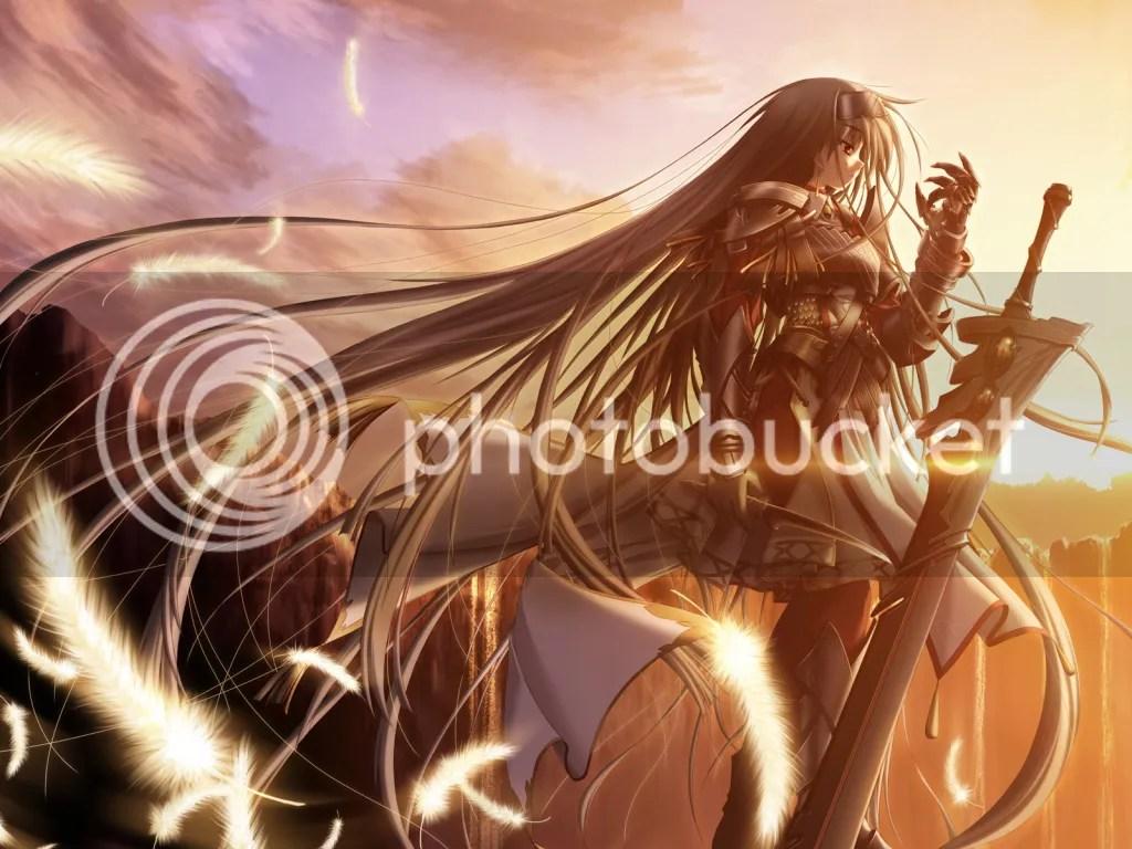 Female Warrior Image
