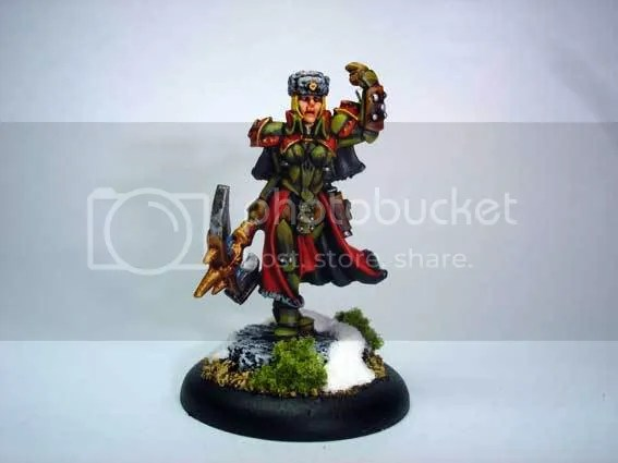 Warcaster (Sorscha)