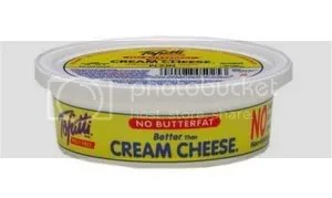 soy cream cheese