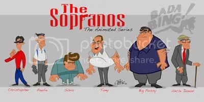 sopranos,artist,scott cooper