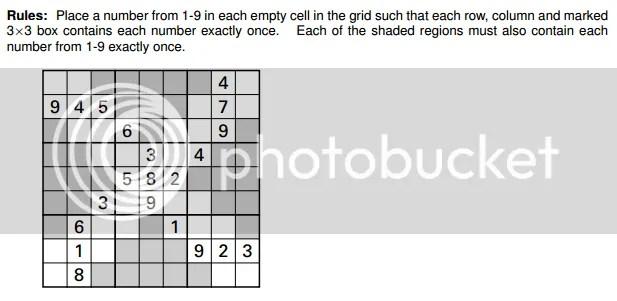 image relating to Washington Post Sudoku Printable named clic sudoku application  Blog site