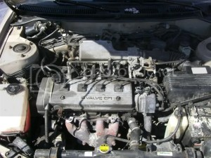 1993 Toyota corolla engine