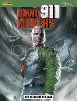David Murphy 911