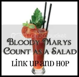 Bloody Marys Count as a Salad