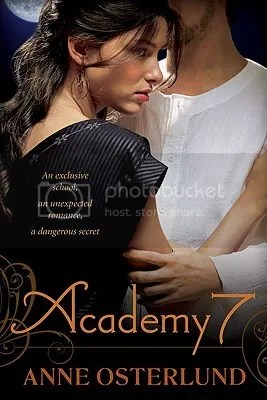 Academy 7 by Anne Osterlund Cover - Review