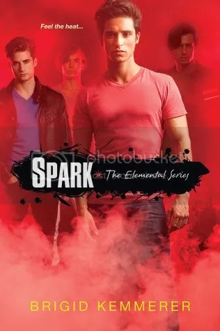 Spark by Brigid Kemmerer Cover - Review