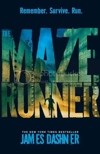 The Maze Runner Cover - Review