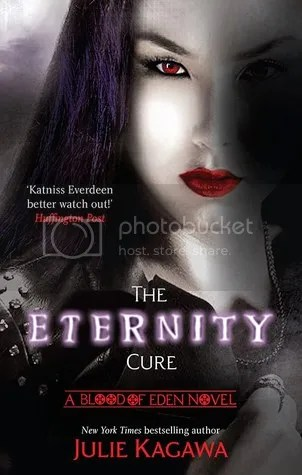 The Eternity Cure by Julie Kagawa Cover - Review