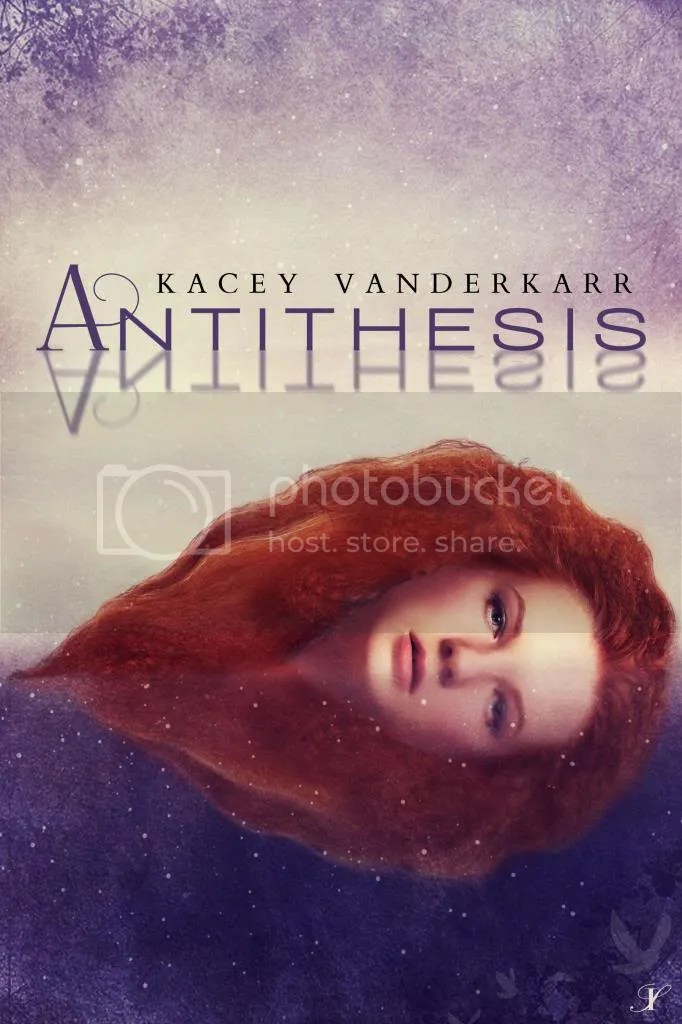 Antithesis by Kacey Vanderkarr - Cover Book Review