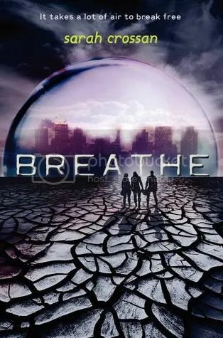Breathe by Sarah Crossan - Miss Book Reviews