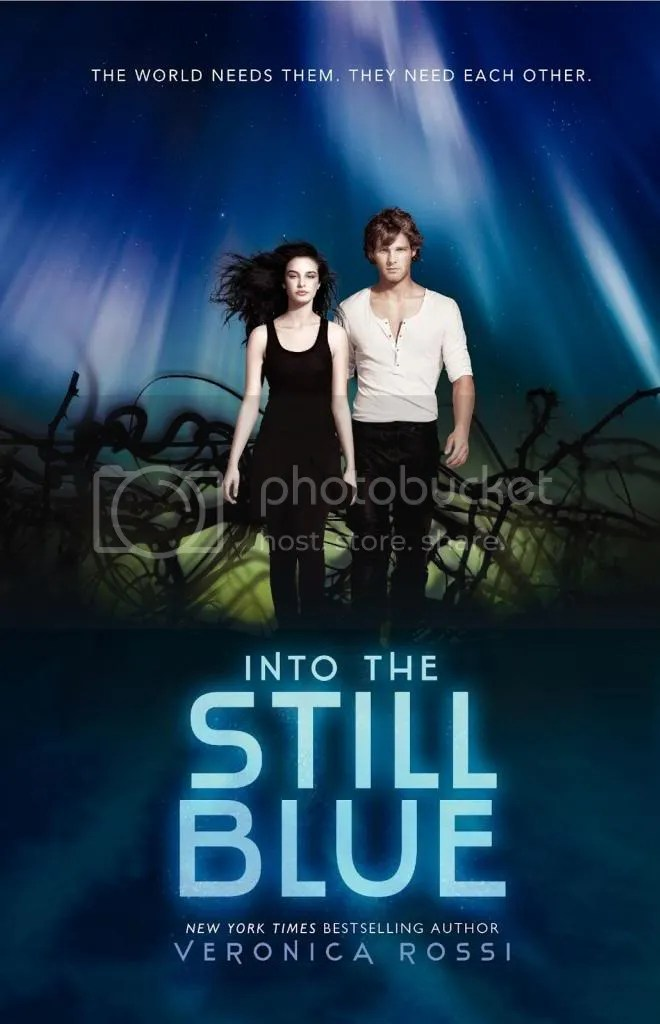 Into the Still Blue Cover - Review