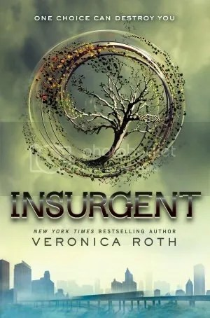Insurgent by Veronica Roth Cover - Review