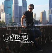 Liam Brew Faster - On Sale Now on iTunes