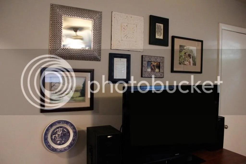Gallery Wall -  All Precious & Pleasant