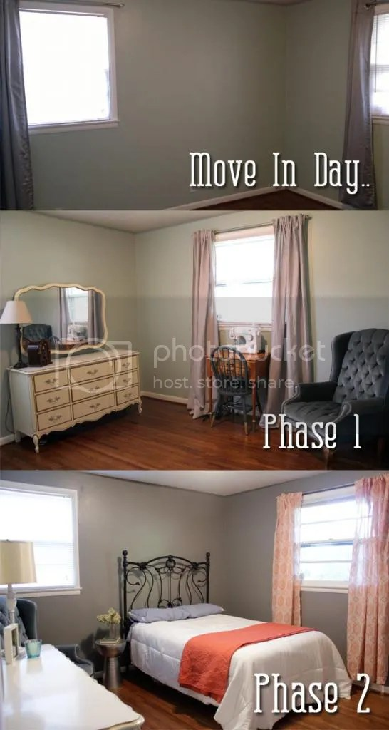 Guest Room Progress - All Precious & Pleasant Blog