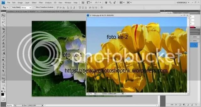 Belajar Photosop  Memahami Layer Mask Untuk Pemula