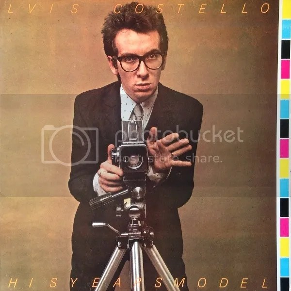 Image result for elvis costello this years model album cover photo