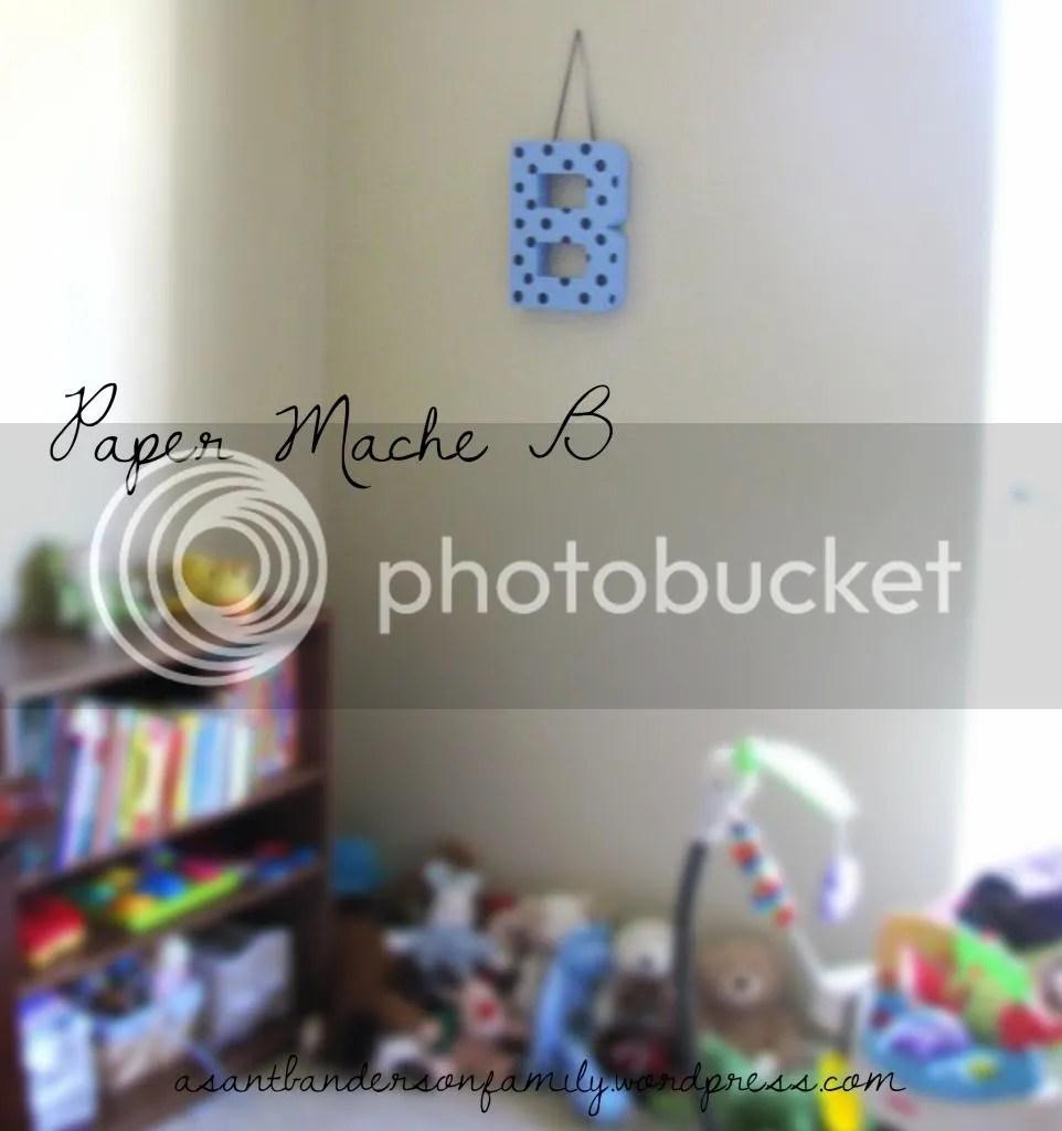 Paper Mache B