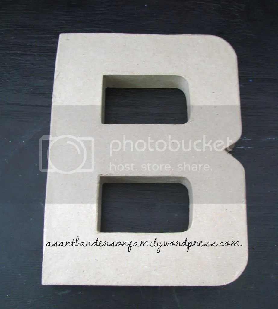 Paper Mache B Unpainted