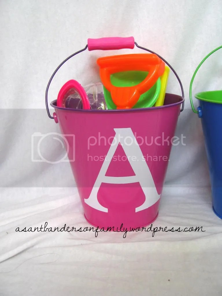 Alyssa's Bucket