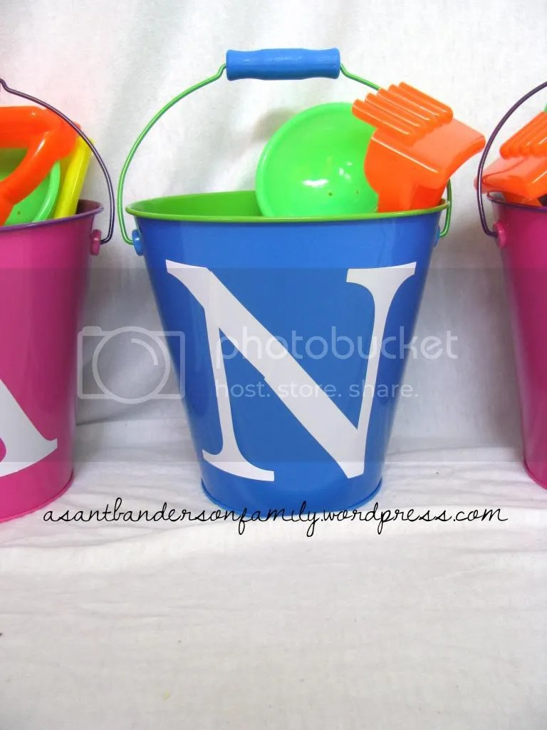 Noah's Bucket