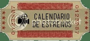 Calendario de estrenos