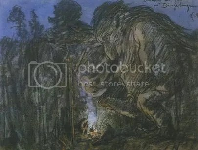 Troll, Iceland, Myth