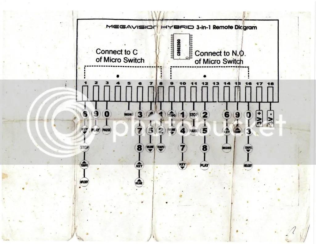Swell Platinum Karaoke Remote Wiring Diagram Basic Electronics Wiring Wiring 101 Hemtstreekradiomeanderfmnl