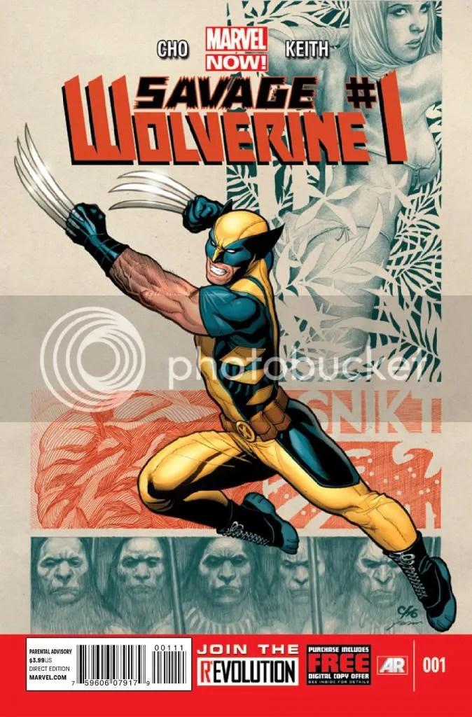 Savage Wolverine