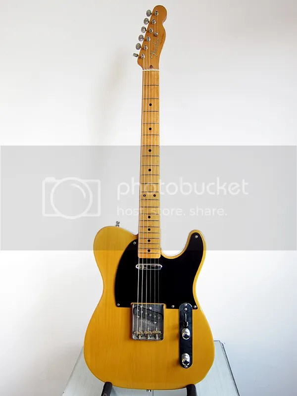 Fender Telecaster Japan TL52-75