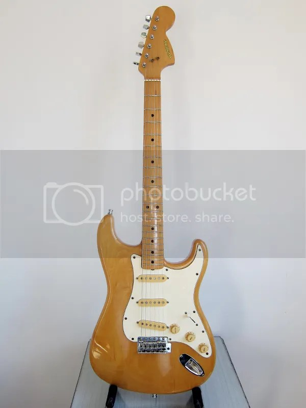 Westone Stratocaster Made in Japan Matsumoku